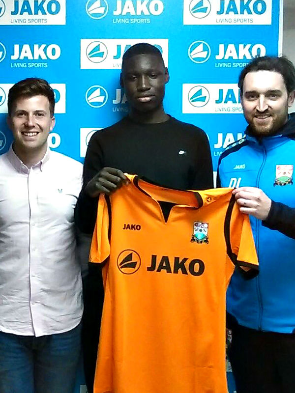 Academy Player Signed at Barnet Football Club