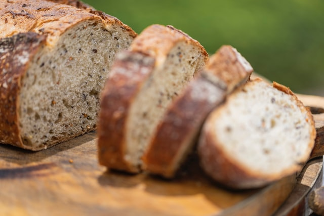 Healthy Wholemeal Bread for a Footballers Diet